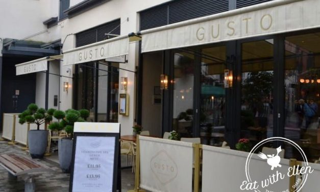 Dining in Style at Gusto