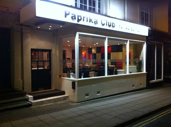 Paprika Club