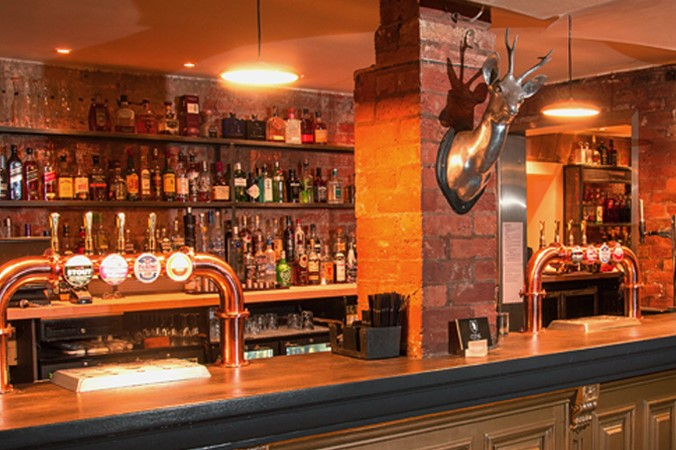 Clink Cellar Bar