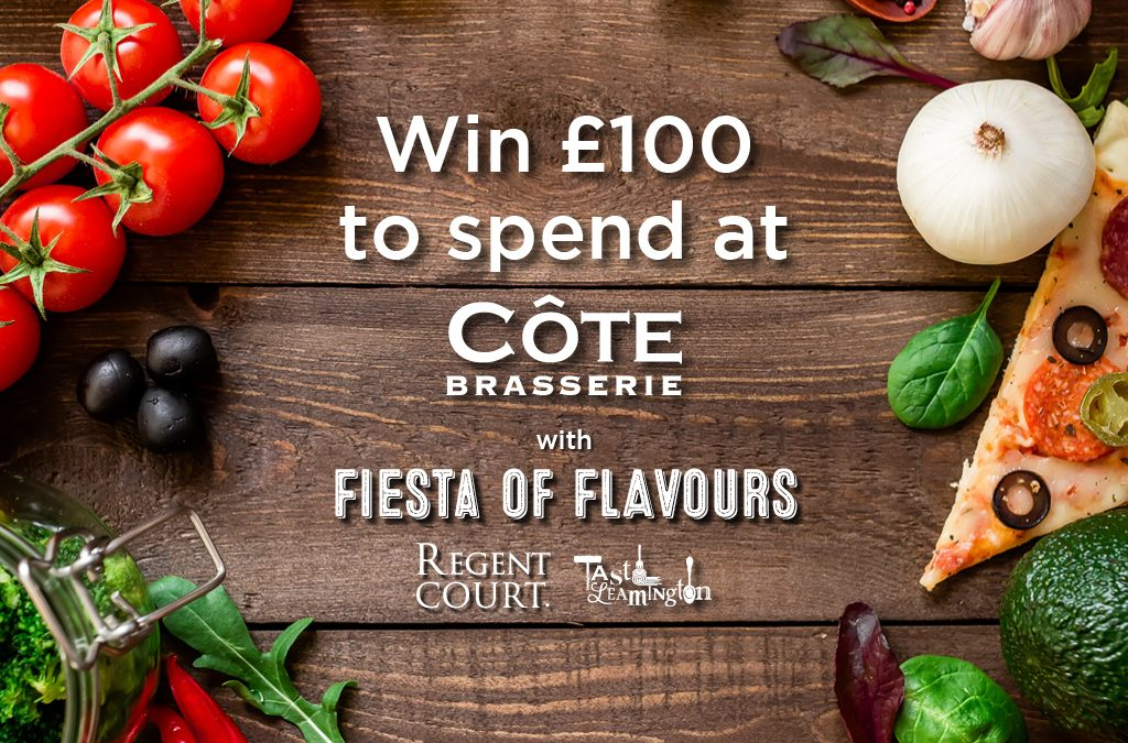 WIN £100 to Spend at Côte Brasserie!