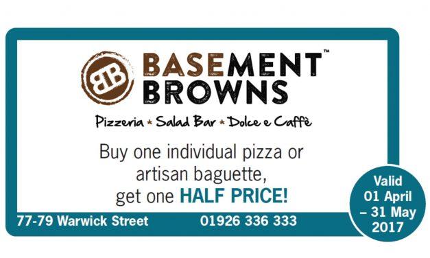 Basement Browns