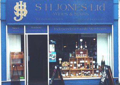 SH Jones Wines