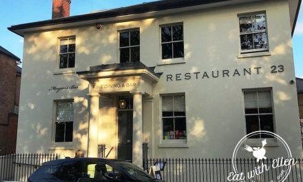 Restaurant 23 Rebranding….