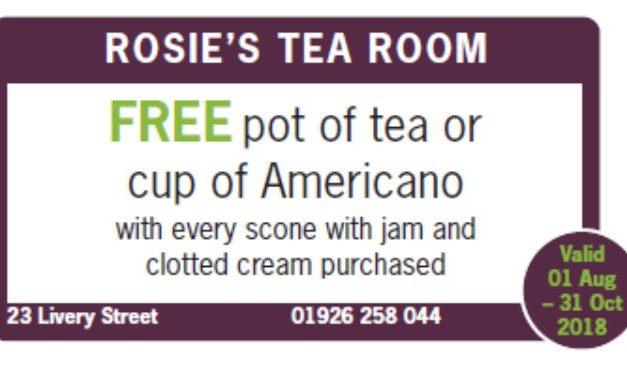 Rosie's Tea Room