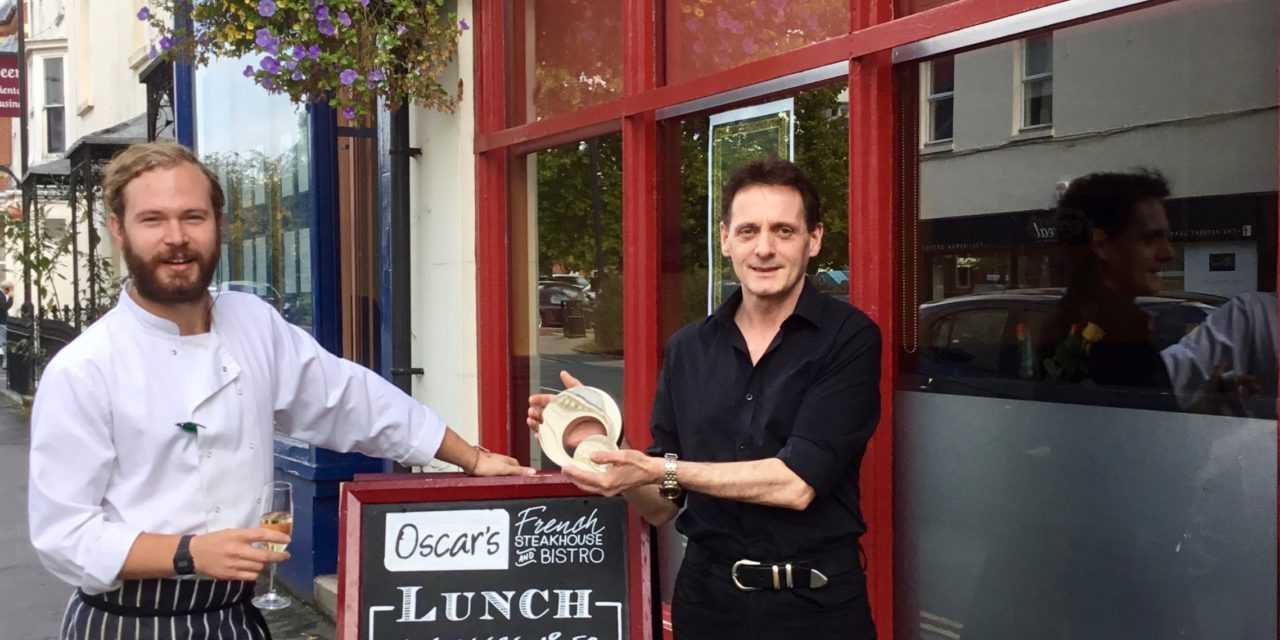 Leamington Restaurant gains Michelin recognition!