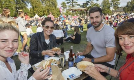 Tastebuds tingle at Leamington Food Festival