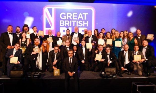 The Drawing Board Wins Great British Pub Award!