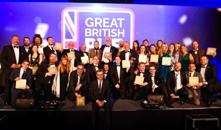 The Drawing Board Wins Great British Pub Award!