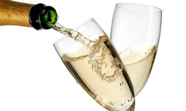 FREE Glass of Prosecco!